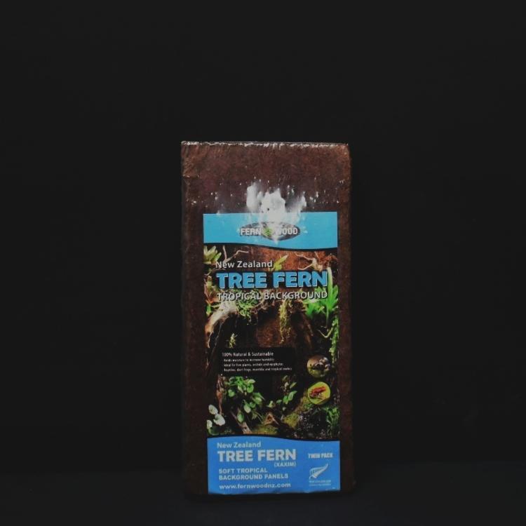 New Zealand Tree Fern Orchid Board Twin Pack 12 x 6 x 1/2