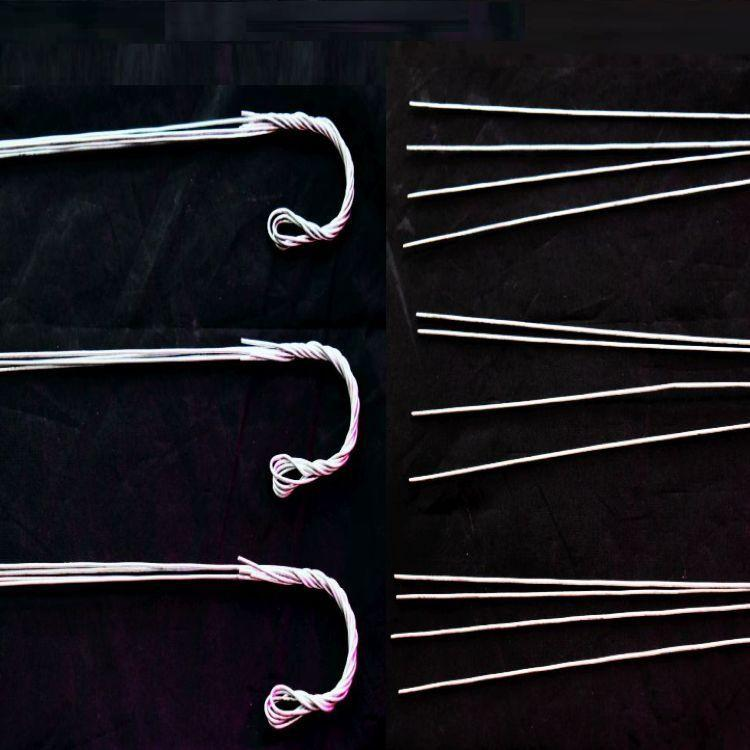 (9 Pack) 30'' Metal Hanger w/4 wires by Sophie's Orchids
