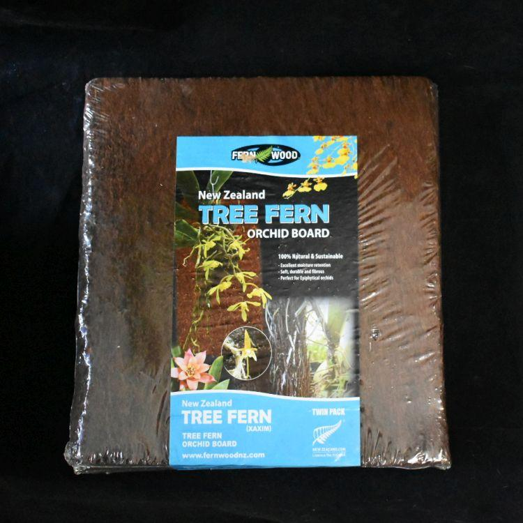 New Zealand Tree Fern Orchid Board Twin Pack by Sophie's Orchids