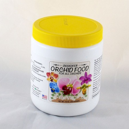 Grow More Designer Orchid Food 10 oz. 21-7-7 Sophie's Orchids